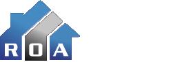 ROA Home Building Logo
